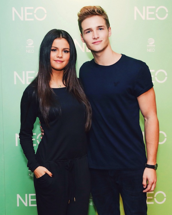 Selena Gomez & Marvin Sheckler New York Times